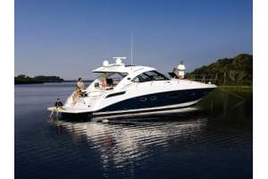 "47' SEA RAY 470 SUNDANCER (2010) ""MY TURN"" *LLC*"