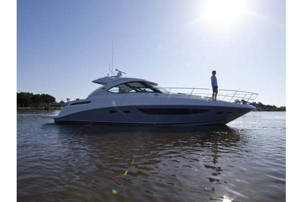 "47' SEA RAY 470 SUNDANCER (2013) ""CRISTAL"" *LLC*"