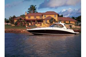 "44' SEA RAY 44 SUNDANCER (2008) ""THE BOARDROOM"""