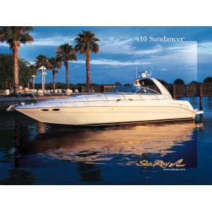 "41' SEA RAY 410 SUNDANCER (2002) ""OUR TIME"""