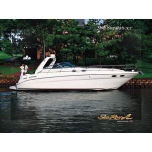 "38' SEA RAY 380 SUNDANCER (2002) ""SEASUN TICKET"""