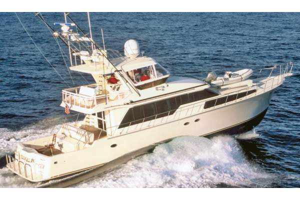 "70' MIKELSON 70 LONG RANGE SPORTFISHER (2002) *LLC* ""CABALLO DEL MAR"""