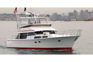 "50' MIKELSON 50 SPORTFISHER (2008) *LLC* ""PATTY WAGON"""