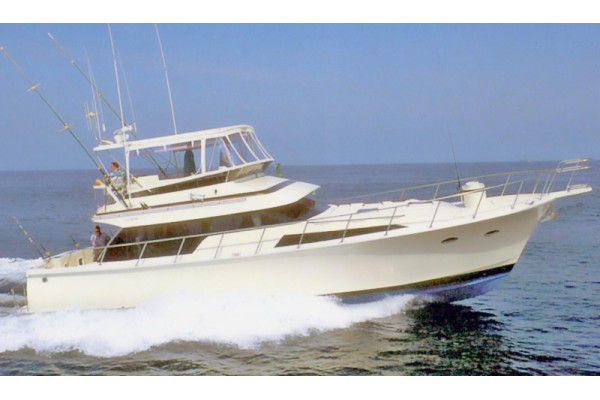 50' MIKELSON SPORTFISHER (1992) OFF MARKET