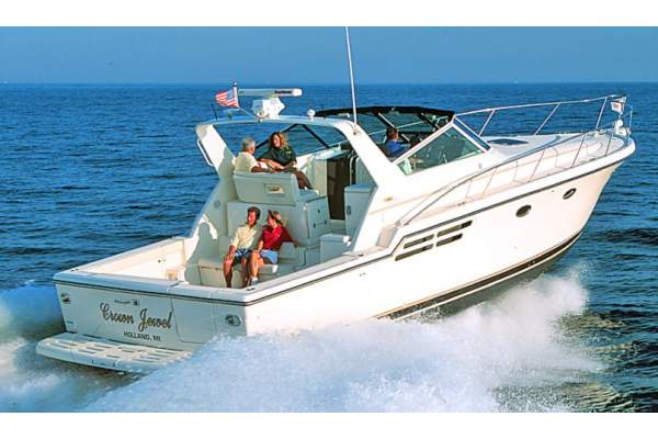"41' TIARA 4100 OPEN (1998) ""RATHER BE LUCKY"""