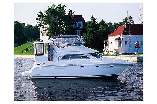 """36' CRUISERS YACHTS 3650 AFT CABIN (1997) """"CAST N CRUISE"""""""