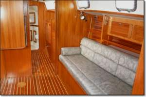 "40' CALIBER 40 LRC SE (2005) ""SALTY DANCER"""