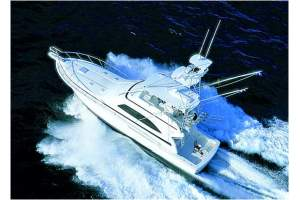 "57' BERTRAM 570 CONVERTIBLE SPORTFISHER (2005) *LLC* ""BAD FISH"""