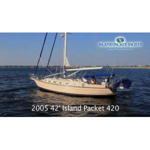 "42' ISLAND PACKET 420 (2005) ""THREE FORKS"""