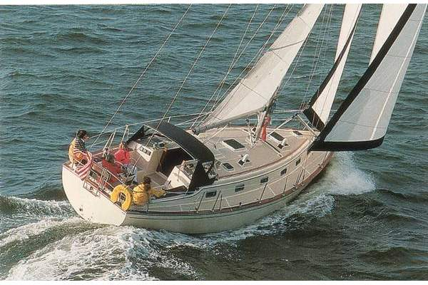 "40' ISLAND PACKET 40 (1994) ""RENNYKAYD"""