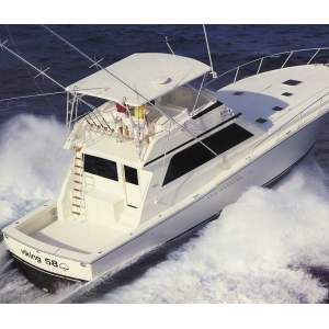 "58' VIKING 58 CONVERTIBLE (1998) *LLC* ""EL JEFE"""