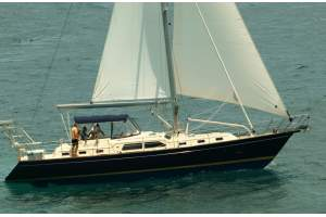 52' ISLAND PACKET 485 (2015)