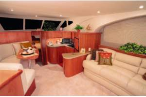 "35' SILVERTON 35 MOTOR YACHT (2004) ""FLY BE FREE"""