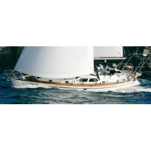 "48' TAYANA 48 DECK SALON (2015) ""SECOND DREAM"""