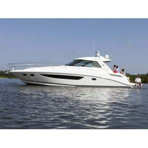 "45' SEA RAY 450 SUNDANCER (2014) ""VACANZE"" *LLC*"