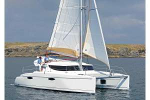 "36' FOUNTAINE-PAJOT MAHE 36 EVOLUTION (2015) ""OCEAN SPIRIT"""