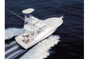 36' LUHRS 36 CONVERTIBLE (2000)