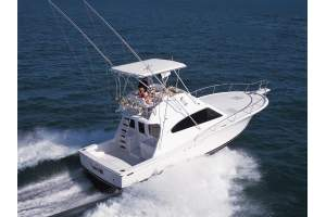 "40' LUHRS 40 CONVERTIBLE (2001) ""COSTA ALUHR"" *LLC*"