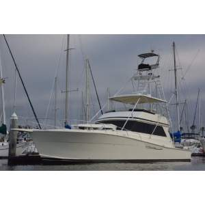"57' VIKING 57 CONVERTIBLE (1989) ""REEL ENERGY"""
