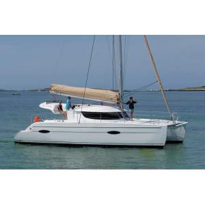 "41' FOUNTAINE-PAJOT LIPARI 41 (2013) ""SHE'S NO LADY"""