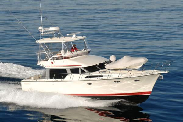 43' MIKELSON M43 SPORTFISHER (2012)