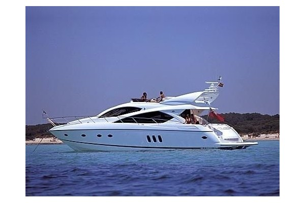 "60' SUNSEEKER MANHATTAN 60 (2009) ""SEACUPPS"" *LLC*"