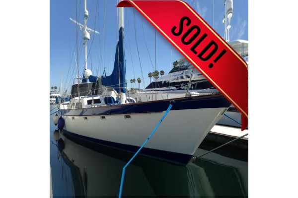 65' IRWIN KETCH SOLD!