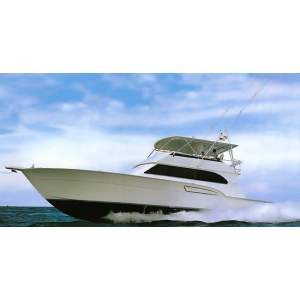 "65' DONZI Z65 TOURNAMENT SPORTFISH CONVERTIBLE (2003) ""EL DON"" *LLC*"