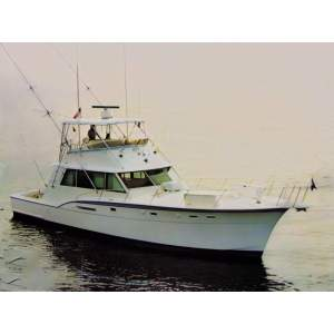 "53' HATTERAS 53 CONVERTIBLE (1973) ""PHANTOM EX"""