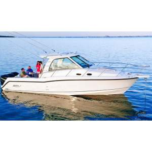 35' BOSTON WHALER 345 CONQUEST (2008)