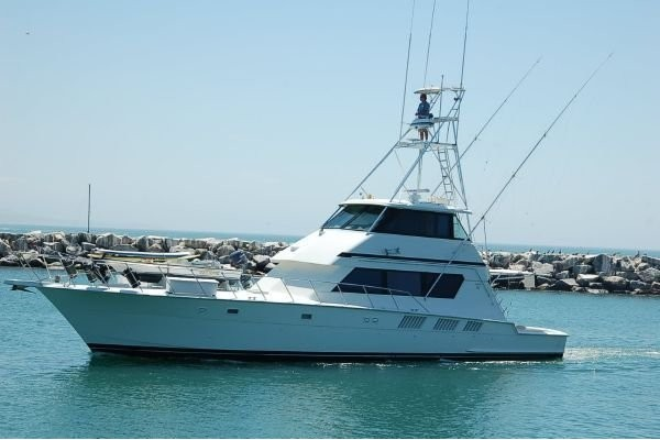 Luxury sportfishing private charter yacht in dana point ca for Luxury fishing boats