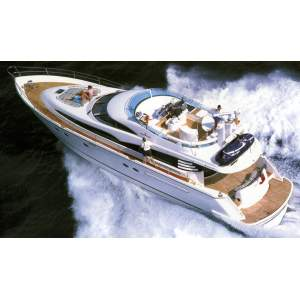 "62' FAIRLINE 62 SQUADRON (1999) *LLC* ""COMPASS ROSE"""