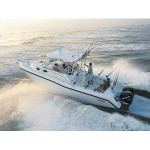 """30' BOSTON WHALER 305 CONQUEST (2011) """"SHE LIKES IT ROUGH"""""""