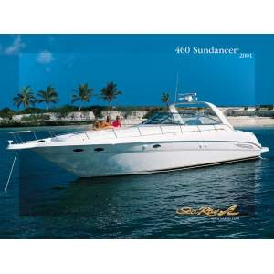 "46' SEA RAY 460 SUNDANCER (1999) *LLC* ""AWOL"""