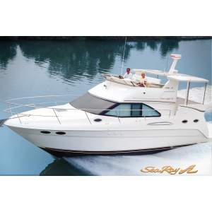 "38' SEA RAY 380 AFT CABIN (1999) ""MINDY Q"""