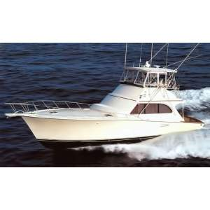 "50' POST 50 CONVERTIBLE SPORTFISHER (1991) ""TALISMAN"""