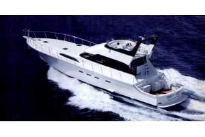 """66' CHEOY LEE 66 SPORT YACHT CONVERTIBLE (1985) """"FINALE"""""""