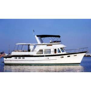 "49' DEFEVER 49 COCKPIT MOTOR YACHT (2001) ""ISOLA"" *LLC*"