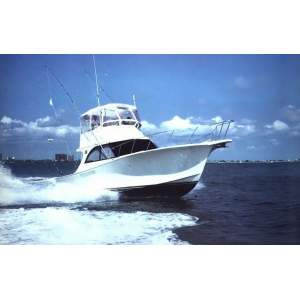 36' JERSEY W/OCEANSIDE SLIP SPORT FISHER