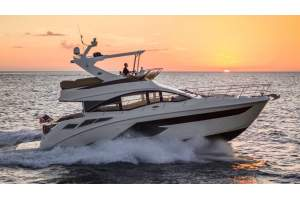 """52' SEA RAY FLY 520 (2018) """"SECOND CHANCE"""""""