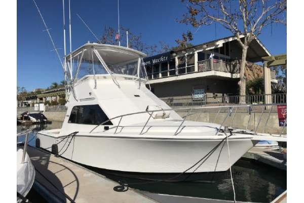 "35' CABO 35 FLYBRIDGE SPORTFISHER (1997) ""PURA VIDA"" SOLD!"