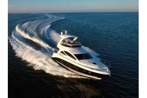 45' SEA RAY 450 SEDAN BRIDGE (2012) OFF MARKET