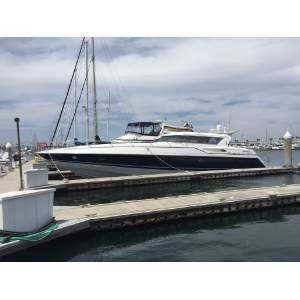 60' SUNSEEKER RENEGADE 60 (1993)