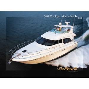 54' SEA RAY 540 SUNDANCER (2010) OFF MARKET