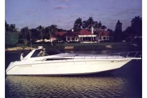 50' SEA RAY 500 SUNDANCER (1992) OFF MARKET