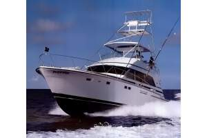 54' BERTRAM 54 CONVERTIBLE SPORTFISHER (1984) OFF MARKET