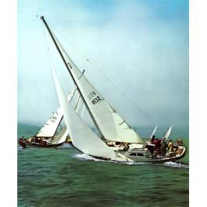 50' COLUMBIA 50 SAILBOAT (1972) OFF MARKET