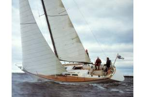 37' BALTIC 37 SAILBOAT (1979) OFF MARKET