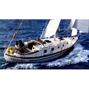"37' PACIFIC SEACRAFT CREALOCK 37 (1989) ""CRAZY FISH"""