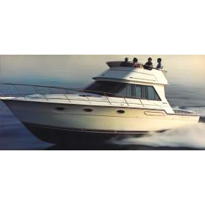 36' TIARA 3600 CONVERTIBLE SPORTFISHER (1990) OFF MARKET